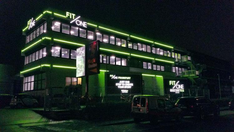 Fassadengestaltung - Produkt der MaTec GmbH