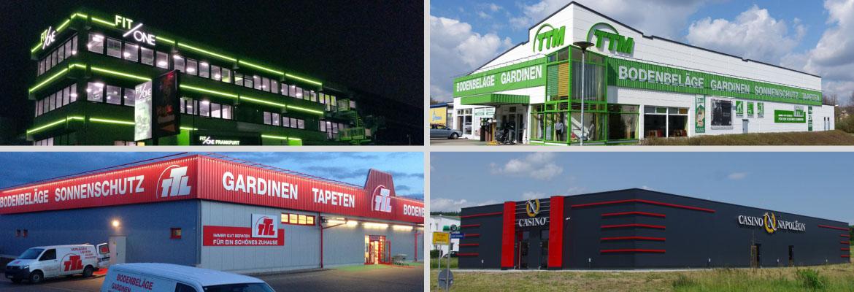 Auszug der Produkte der MaTec GmbH